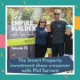 Artwork for The Smart Property investment show crossover with Phil Tarrant