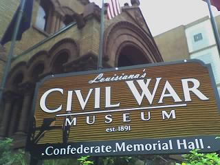 Quick 'n Dirty New Orleans--Podcast 5 Civil War Museum