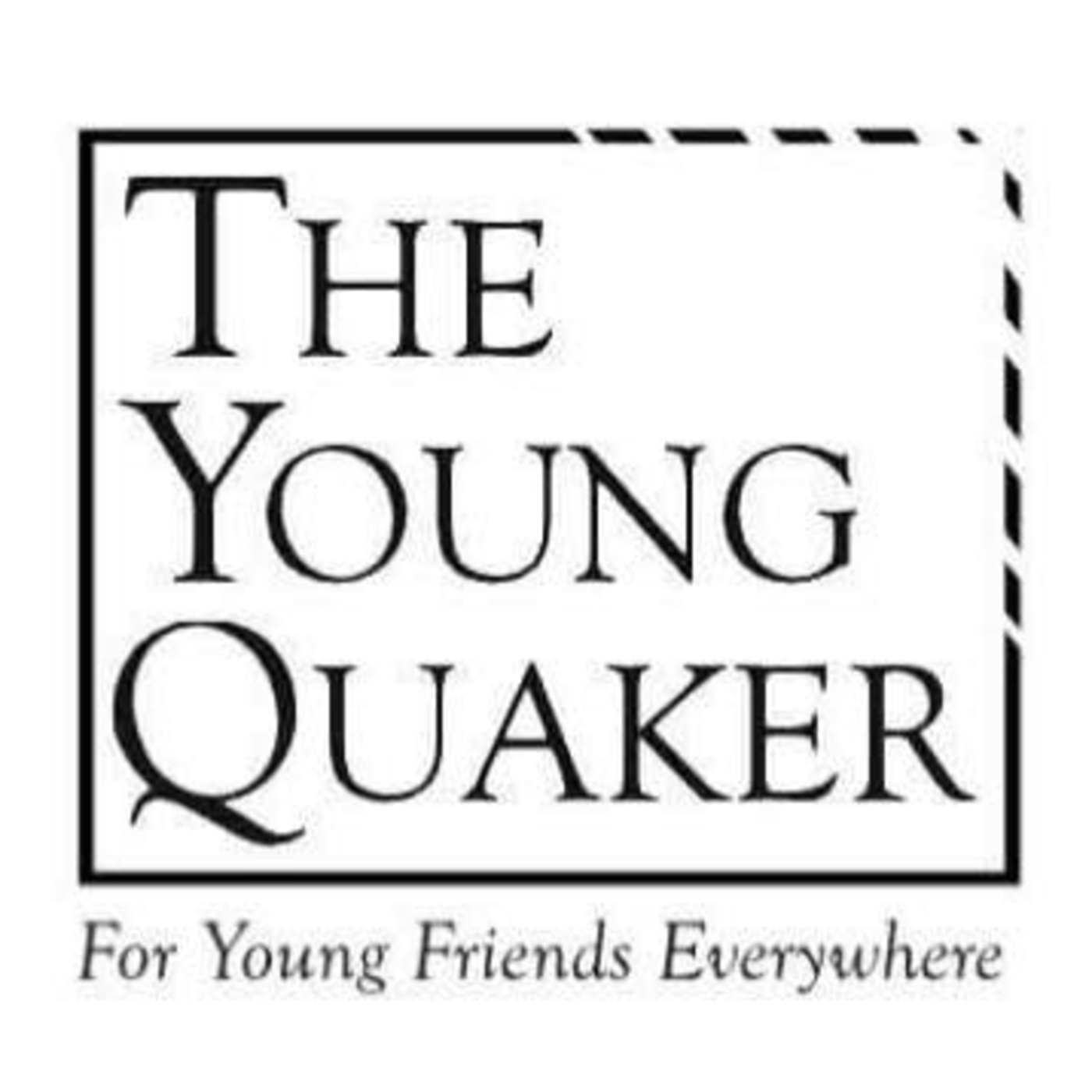 The Young Quaker Podcast show art
