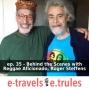 Artwork for ET035 - Behind the Scenes with Reggae Aficionado, Roger Steffens