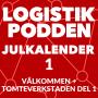 Artwork for Lucka 1 - Välkommen + Tomteverkstaden del 1