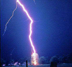 MN.06.10.1987. Superconductors & Lightning