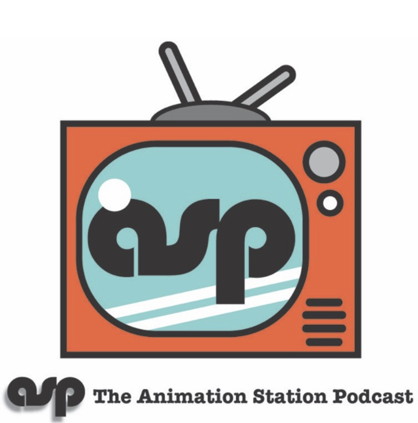 The Animation Station Podcast show art