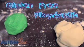 Smarty - March Gluten Free Playdough