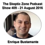 Artwork for The Skeptic Zone #409 - 21.August.2016