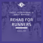 Artwork for Episode 005 Running rehab with Benoy Mathew and Glen Robbins