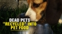 """Artwork for Dead pets """"recycled"""" into PET FOOD"""