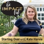 Artwork for Starting Over with Kate Harvie