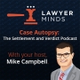 Artwork for Case Autopsy: The Settlement and Verdict Podcast #1 - A chat w/ Chris Finney
