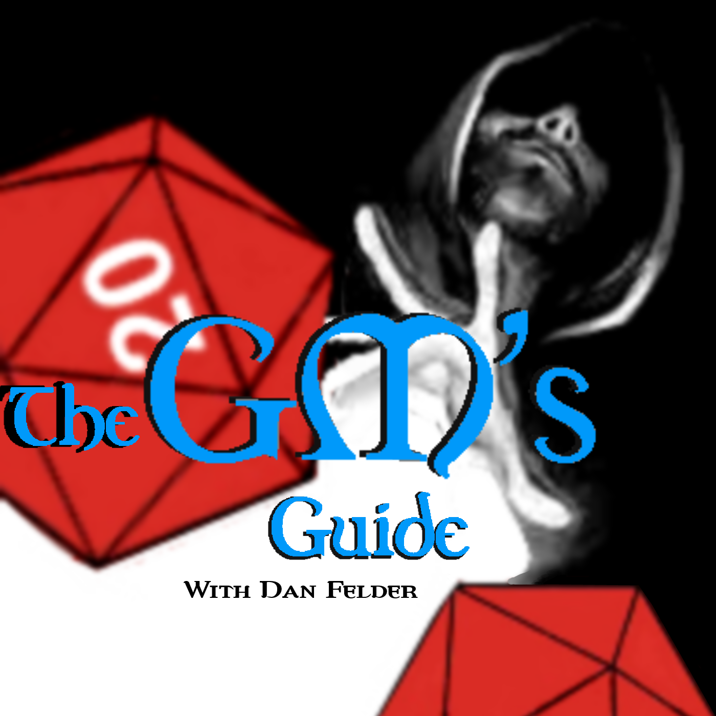 The GM's Guide show art