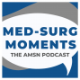 Artwork for Ep. 45 - Stranger Things Only a Med-Surg Nurse Would Understand | LIVE from the 2020 AMSN Virtual Annual Convention