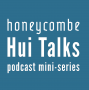 Artwork for Hui Talks 1 with Angela Clifford