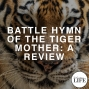 Artwork for 398 A Review of The Battle Hymn of The Tiger Mother