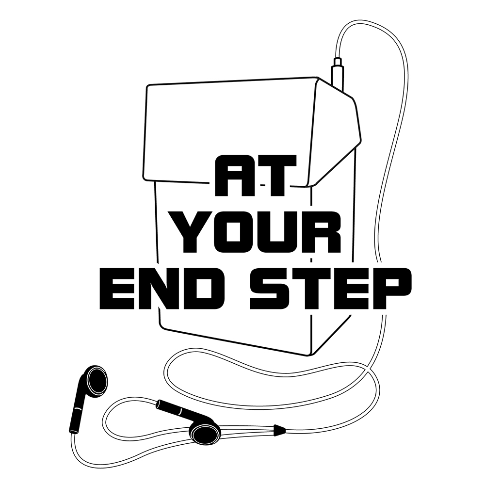 Artwork for At Your End Step - Episode 243 - The One Where We Make a Dated Internet Reference