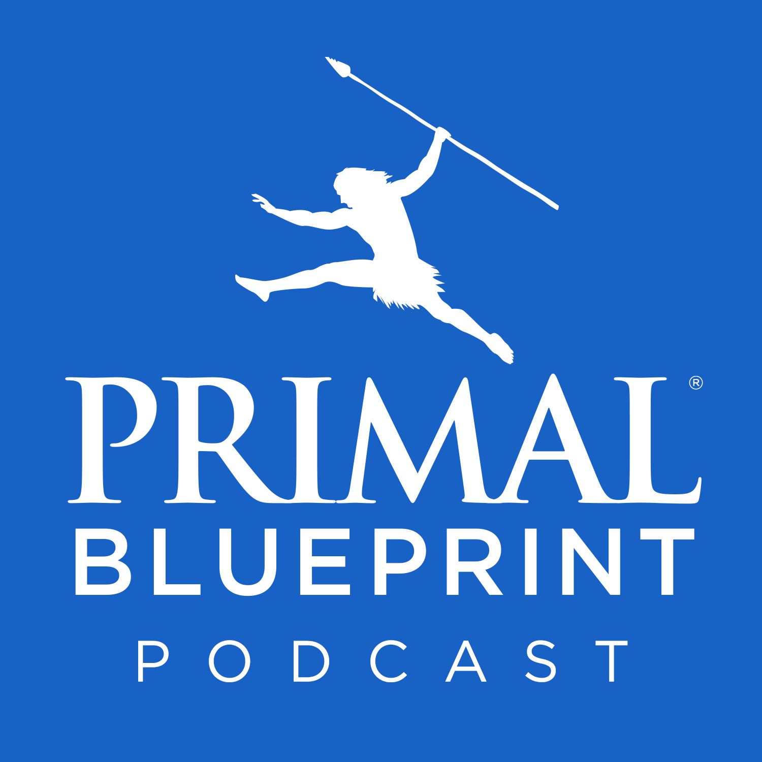 Primal Blueprint Podcast show art