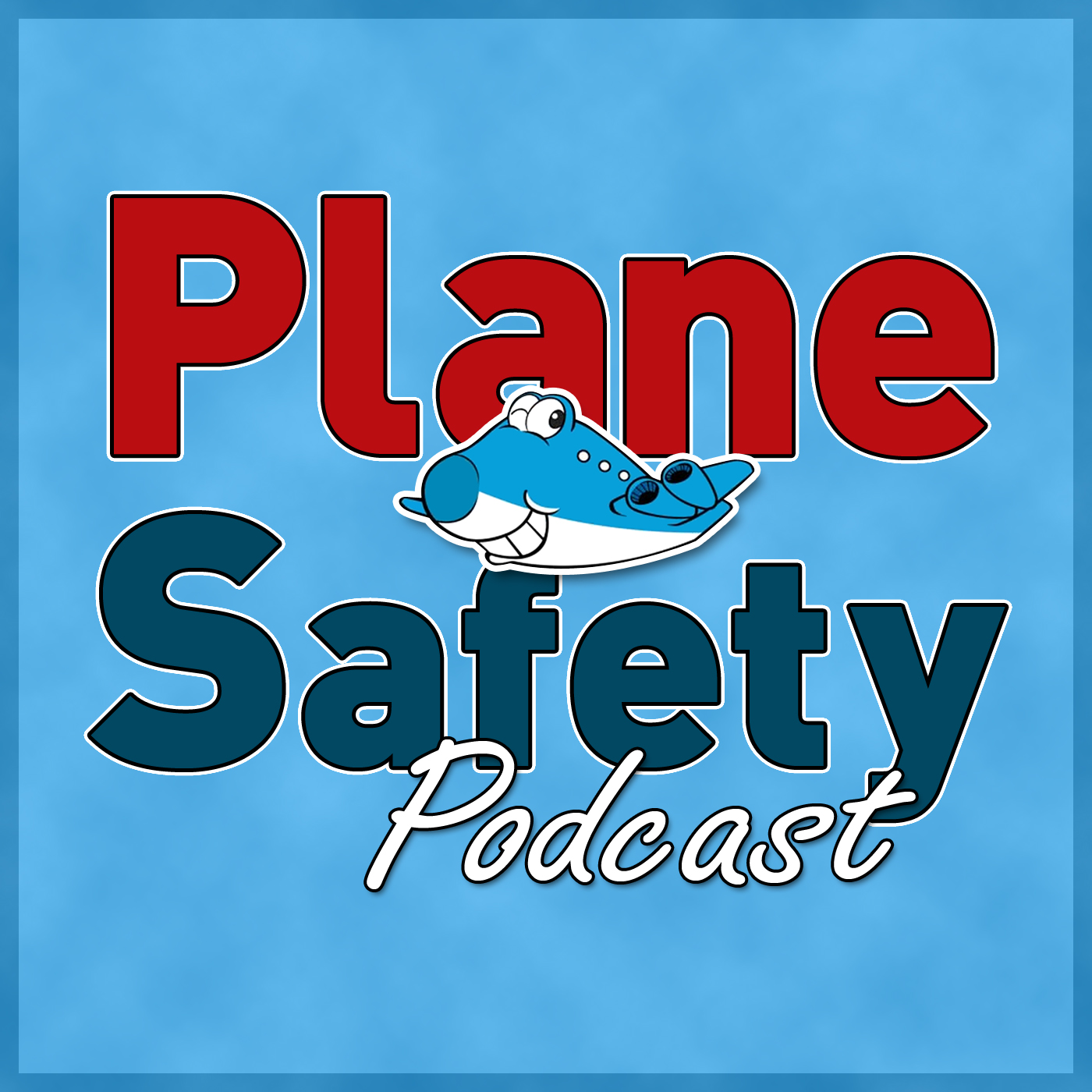 Plane Safety Podcast ; Pip's London Marathon appeal