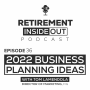 Artwork for Ep 36: 2022 Business Planning Ideas