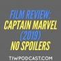 Artwork for Captain Marvel (2019) No Spoilers