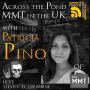 Artwork for Across the Pond  MMT in the UK with Patricia Pino