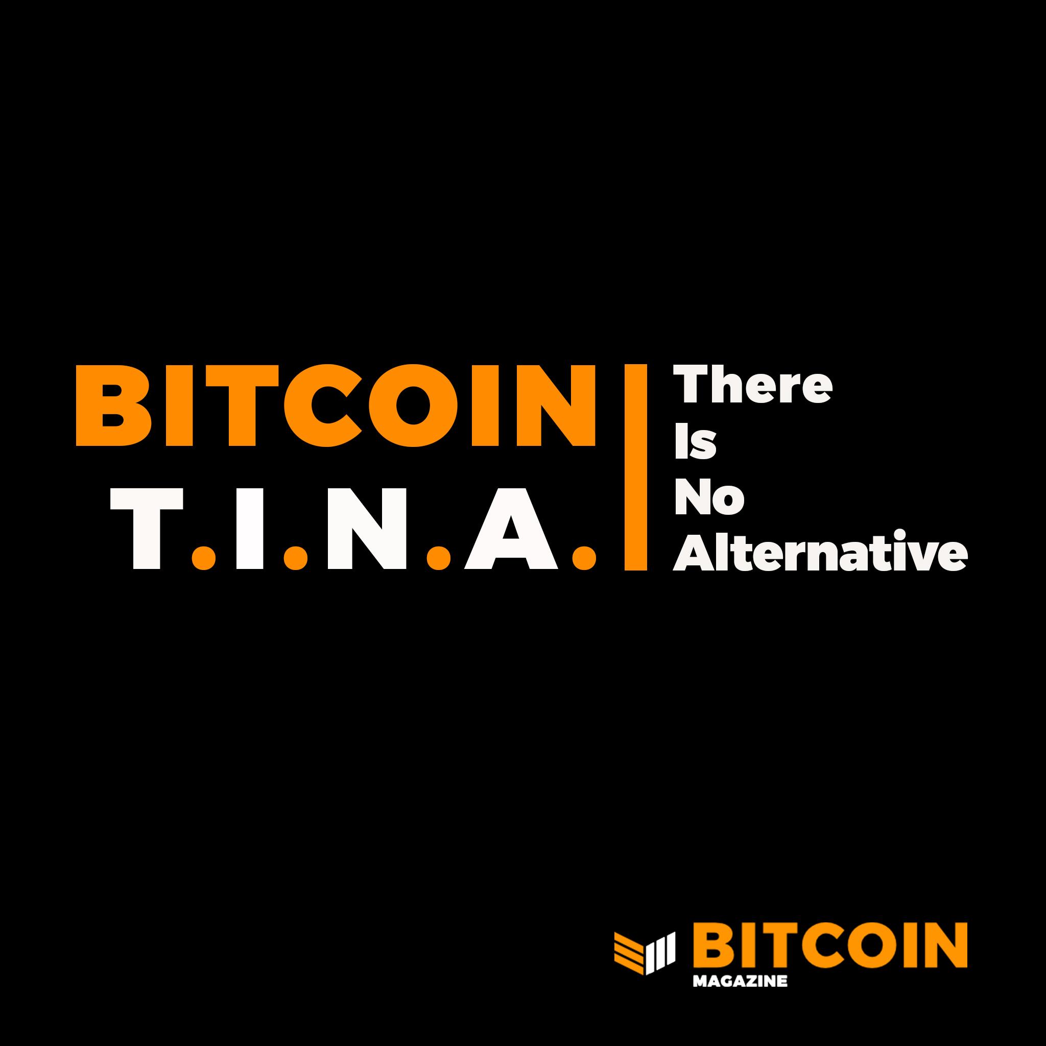 BitcoinTina on Bitcoin - Bitcoin Magazine show art