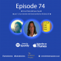 Artwork for Episode 74 - School Prefect, Exams Prep and we have part 1 of our interview with David Jamilly from Kindness UK