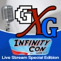 Artwork for Infinity Con 2019 Live Stream Special Edition
