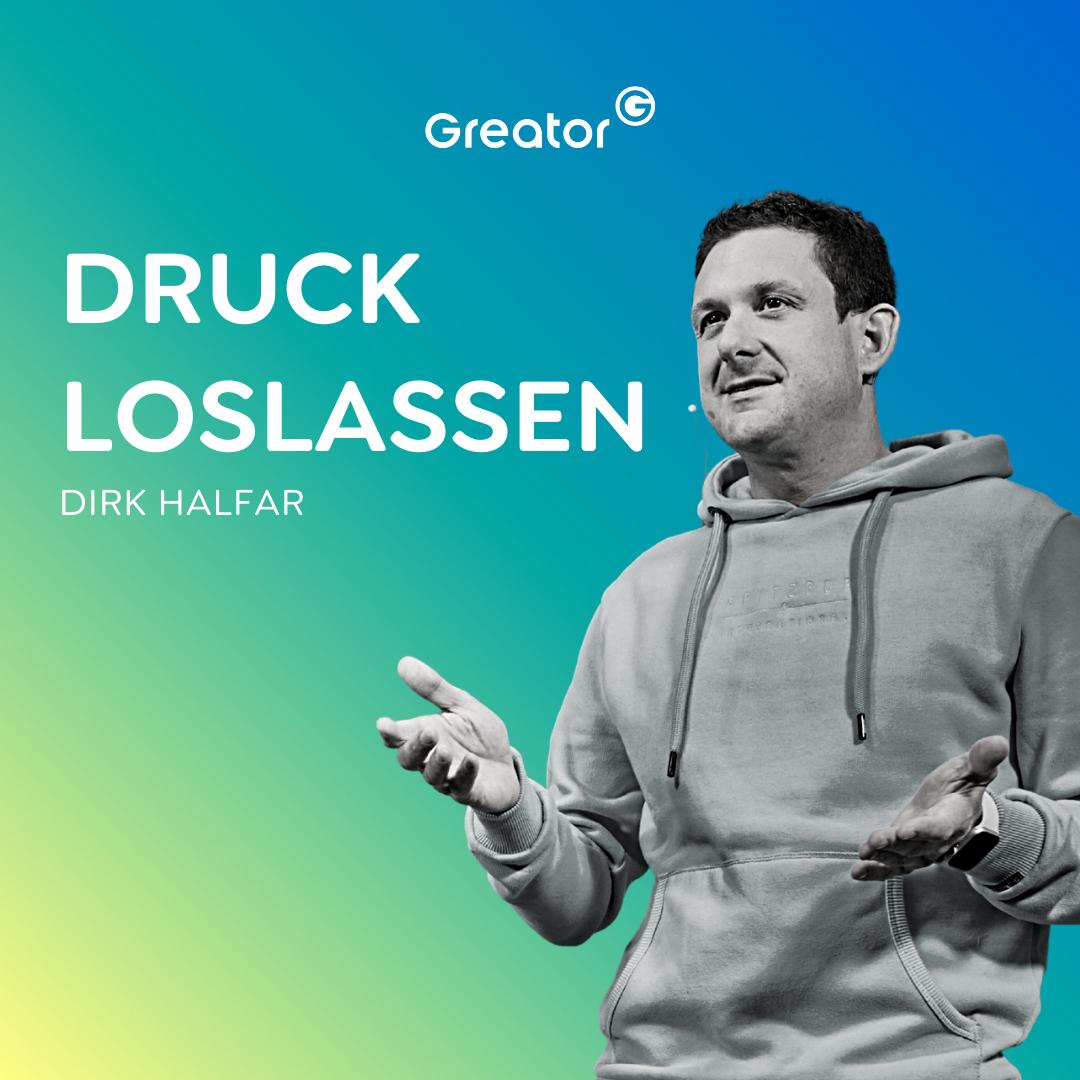 #770 Veränderung in dein Leben ziehen // Dirk Halfar