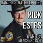 Artwork for 034 Rick Estes - Warden New Hampshire Fish and Game