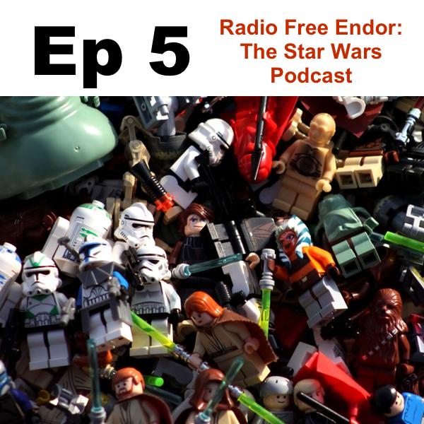 Episode 5 Radio Free Endor