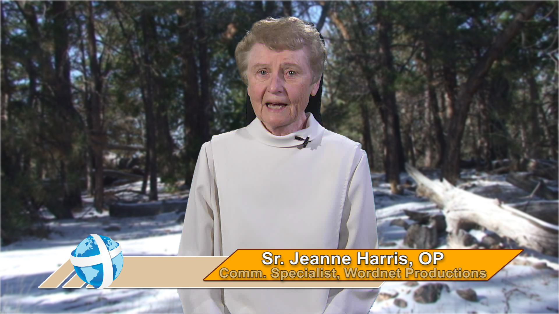 Artwork for iGod Today with Sr. Jeanne Harris, OP; Today's topic:   On the way