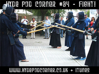Hyde Pod Corner #34 - Fight!