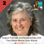 Artwork for 2: Impact Your Life and Relationships with Your Name Sharon Lynn Wyeth