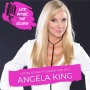 Artwork for The Queen of Sports Fashion Angela King - How She Built A Fashion Design Empire for the Professional Cheerleading and Dance Industry