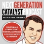 Artwork for NGC #066: How Leaders Can Help Millennials Keep Their Careers on Track with Carter Cast
