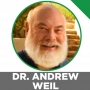 Artwork for From Green Tea To Psilocybin: The Routines, Diet, Lifestyle, Supplements & Sage Advice From One Of The Top Natural Medicine Docs On The Face Of The Planet - The Dr. Andrew Weil Podcast.