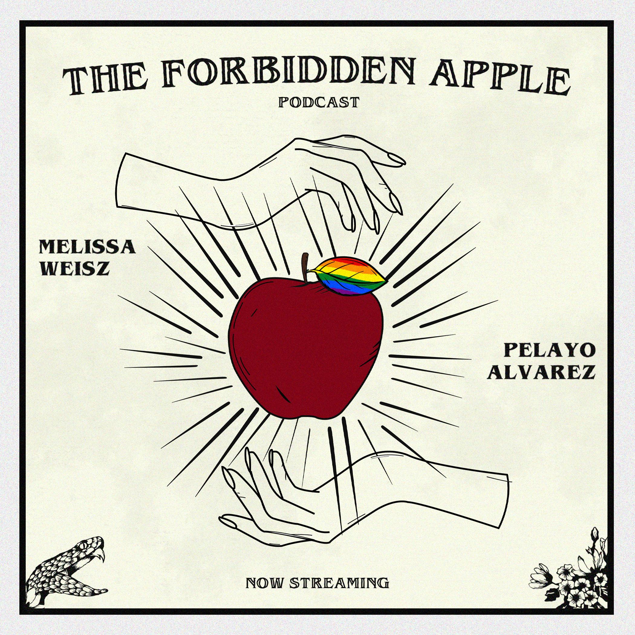 The Forbidden Apple: LGBTQ+ SPIRITUALITY show art