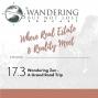 Artwork for Episode 17.3:  Wandering Zen - A Grand Road Trip