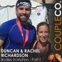 Artwork for Ninjapreneurs: Rachel and Duncan Richardson of Bodies In Motion, Boise, Idaho, Part 1