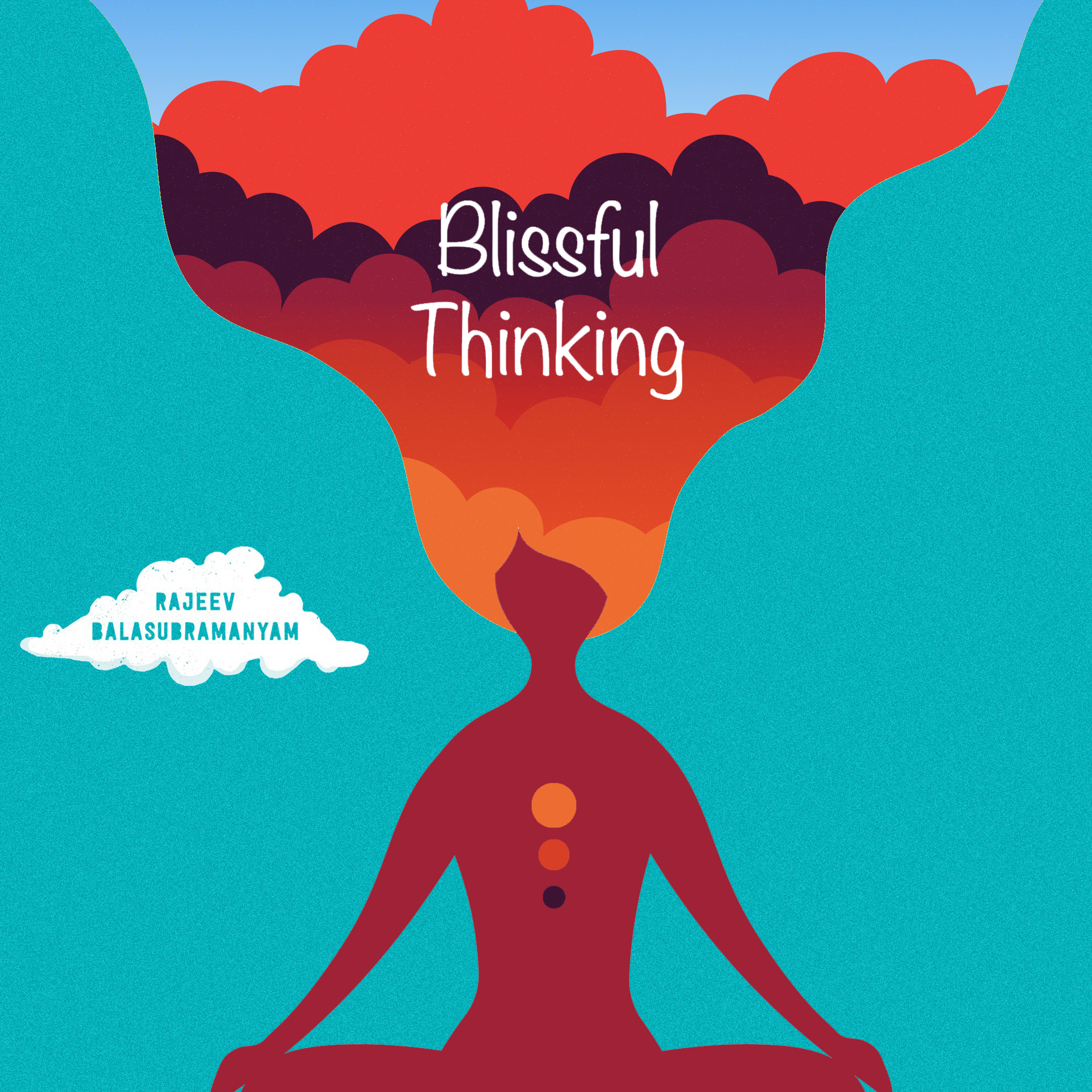 Blissful Thinking show art