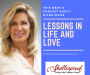 Artwork for Lessons in Life and Love with Riana Milne