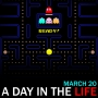 """Artwork for Pac-Man Fever: """"A Day in the Life"""" for March 20"""