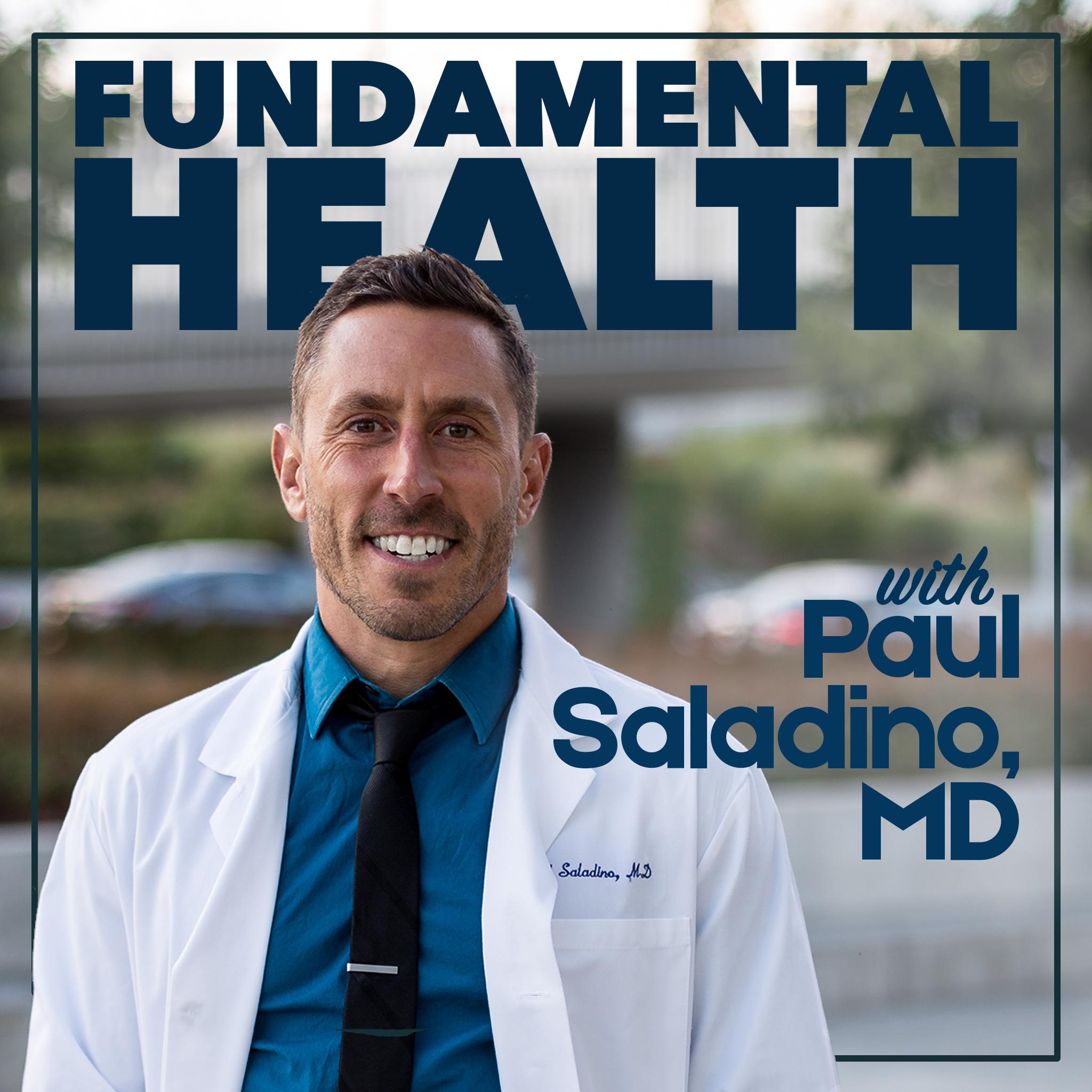 Fundamental Health with Paul Saladino, MD show art