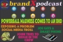 Artwork for Powerball Madness and iPhone Tech Support | Brand X Podcast 064