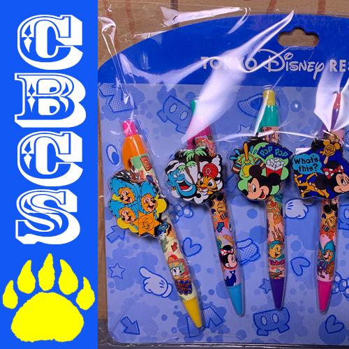 Artwork for 2019 Tokyo Disneyland Sun Bonnets Pen - Country Bear Collector Show #207