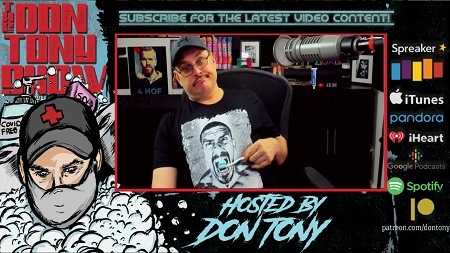 The Don Tony Show (YouTube) 05/08/2020 show art