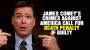 Artwork for James Comey's CRIMES against America call for DEATH PENALTY if found guilty