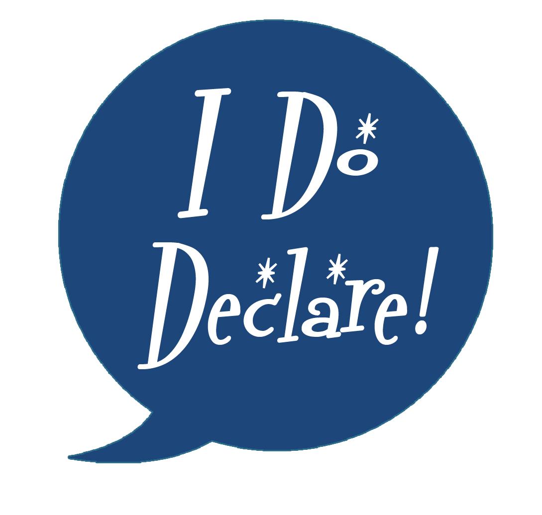 I Do Declare! show art