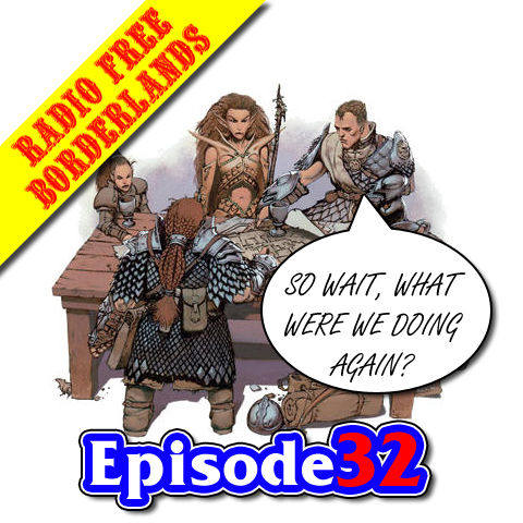 Episode 32: Let's Get This Party Started Again!