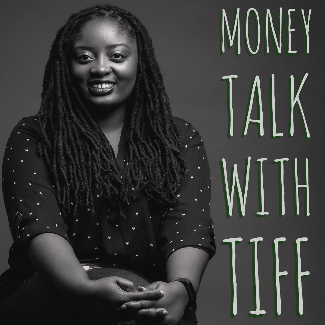Money Talk With Tiff show art