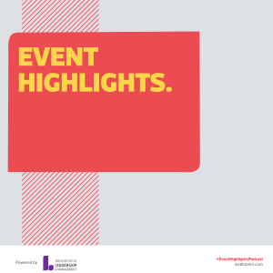 Event Highlights